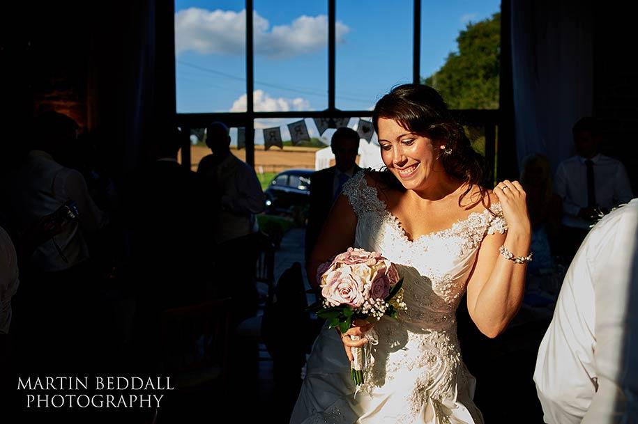 Bartholomew Barn wedding photography