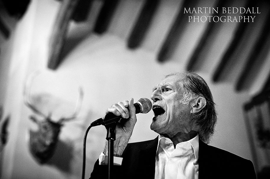 David Bradley singing