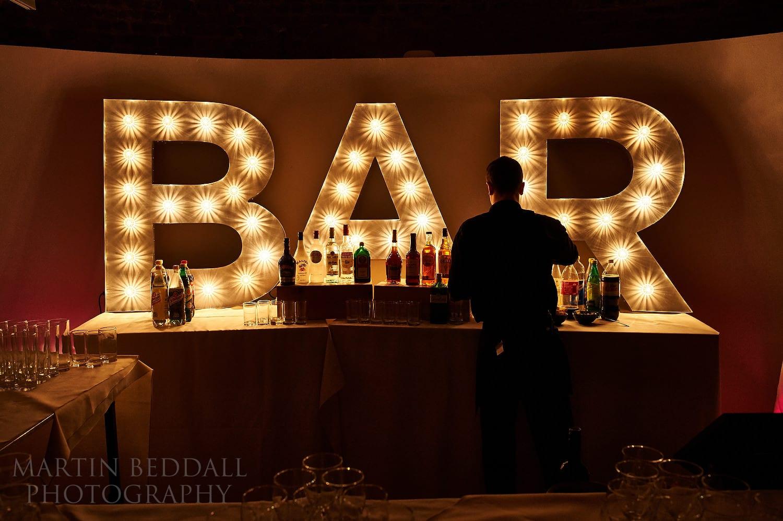 Bar at Royal Society of Arts