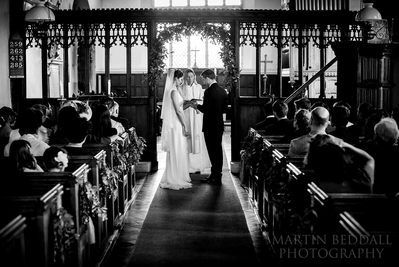 Layer Marney Tower wedding ceremony