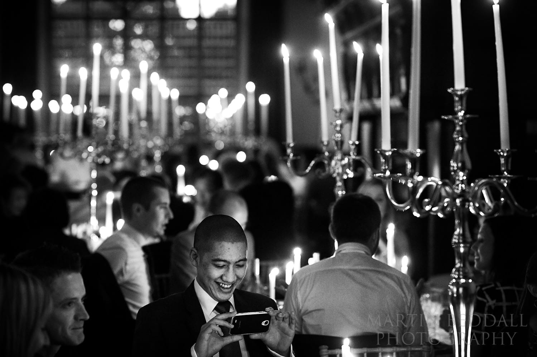 Layer Marney Tower wedding reception
