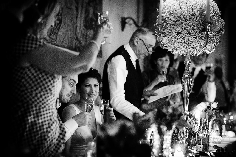 Layer Marney Tower wedding speeches