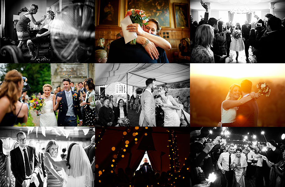Look back at the the year by the Best wedding photographer in London award winner martin Beddall