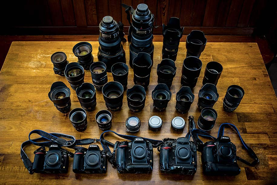 Nikon Wedding Photographer kit