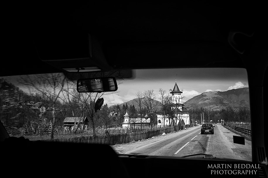 Road trip in Romania