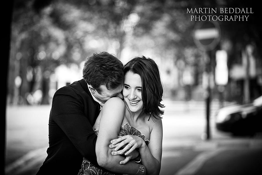 Clerkenwell wedding couple