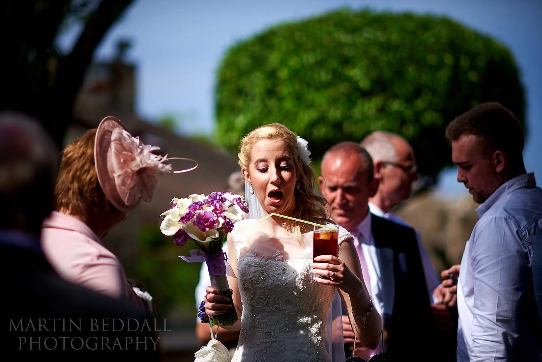 Bellapais Abbey wedding