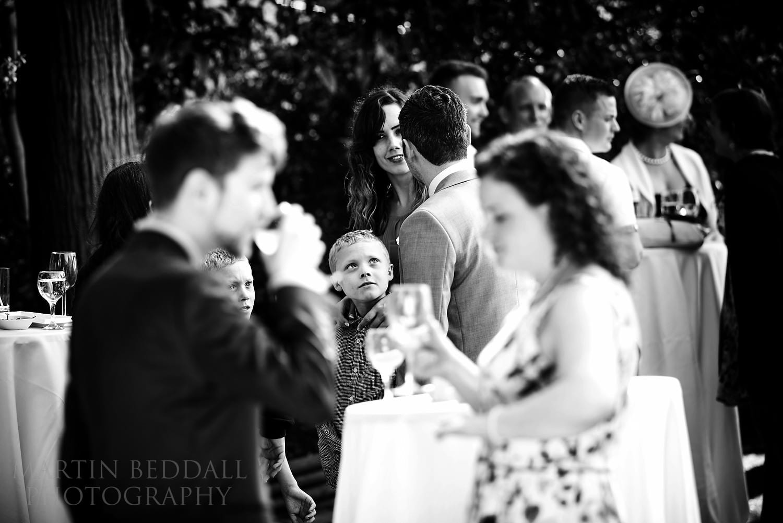 Bellapais Abbey wedding reception