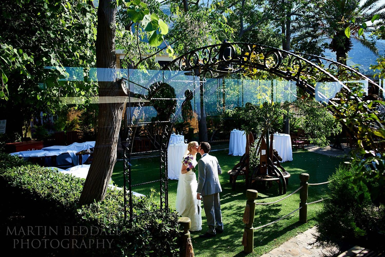 Bellapais Abbey wedding photography