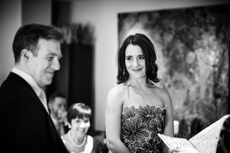 One Aldwych wedding