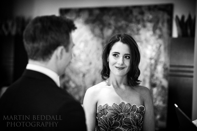 One Aldwych wedding ceremony