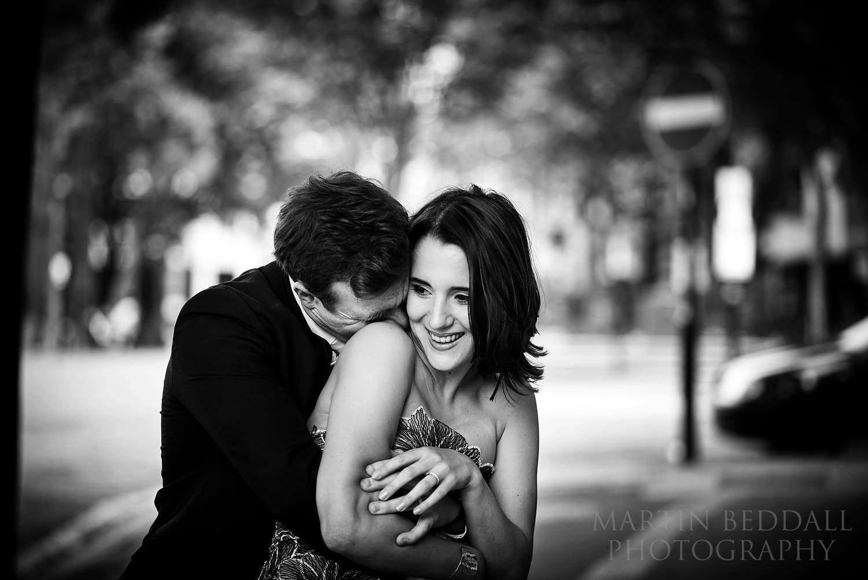 One Aldwych wedding portrait on Zeiss 100mm ZF.2 lens