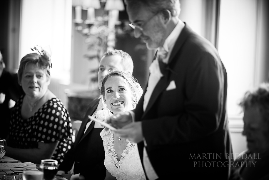 Kirtlington Park wedding