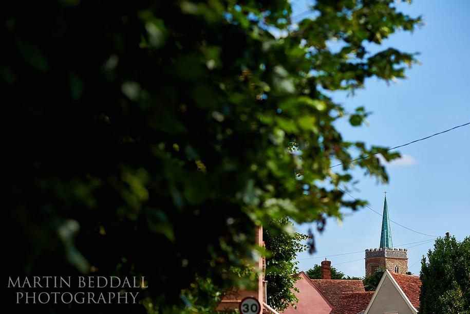 Nayland wedding © Martin Beddall