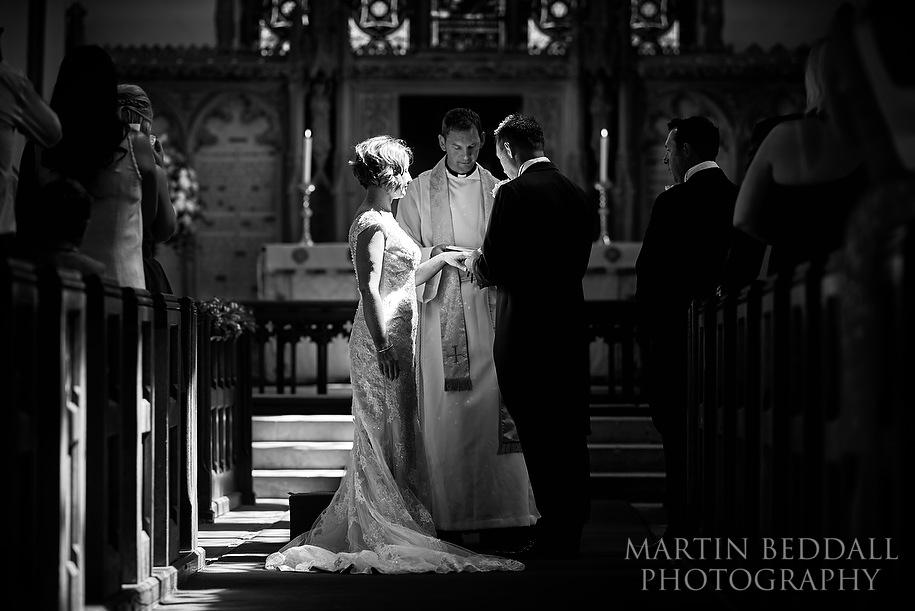 Suffolk wedding © Martin Beddall