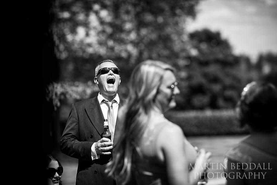 Maison Talbooth wedding