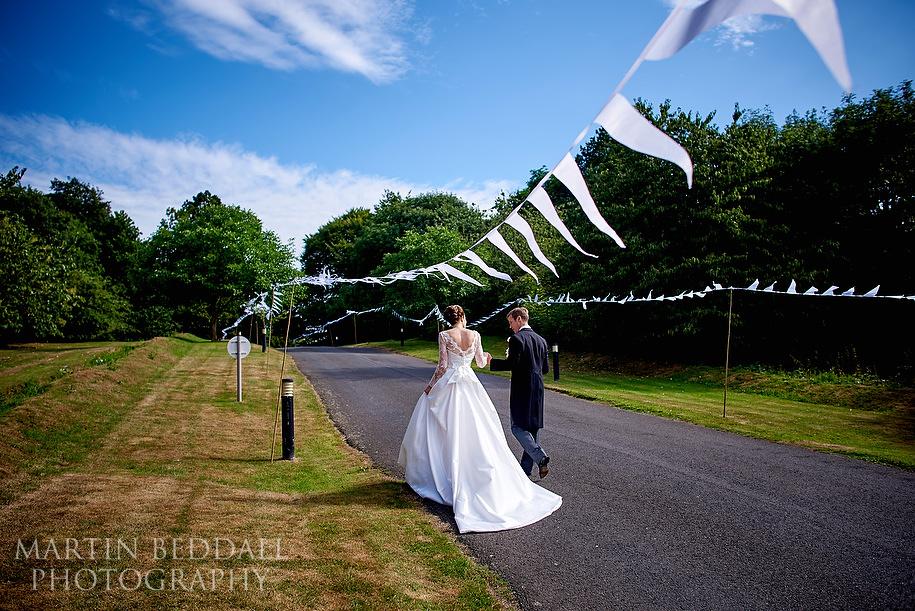 Nutfield Priory wedding