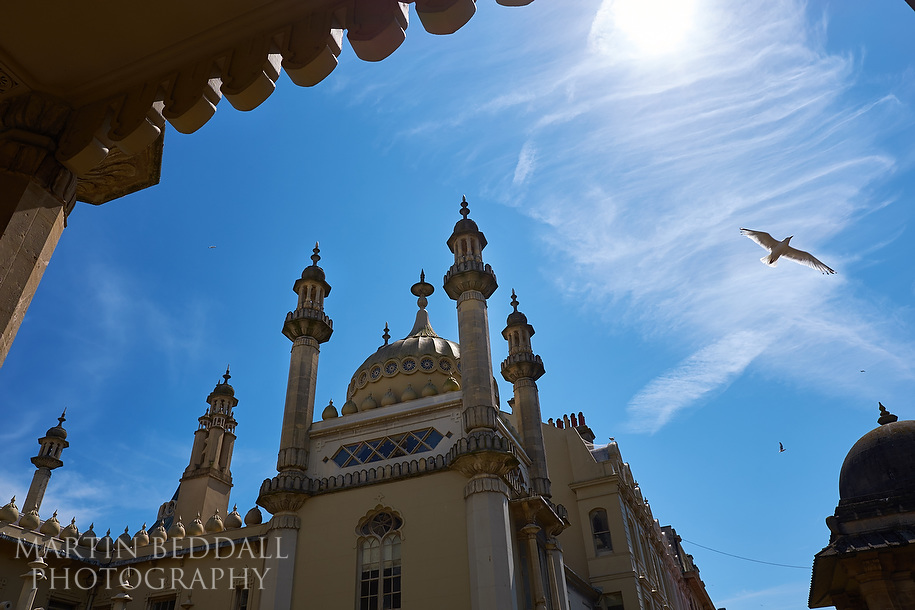 Royal Pavilion wedding