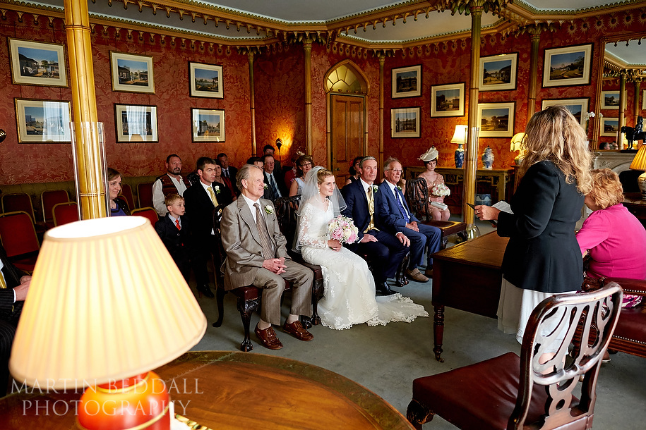 Royal Pavilion wedding in Brighton