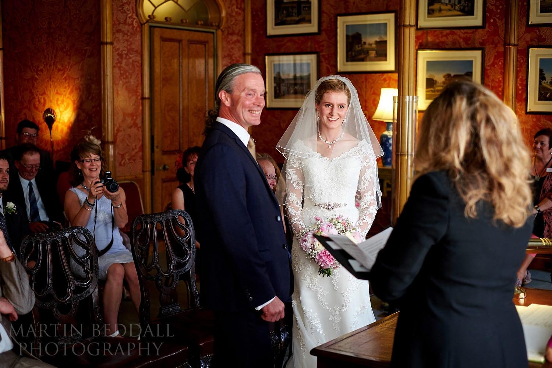 Royal Pavilion wedding