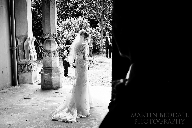 Royal Pavilion reportage wedding photography