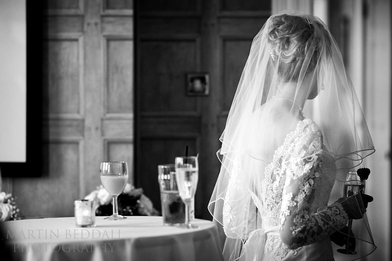 Bride at The Grand Hotel in Brighton