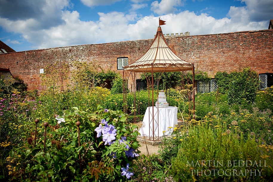 Walled garden Cowdray