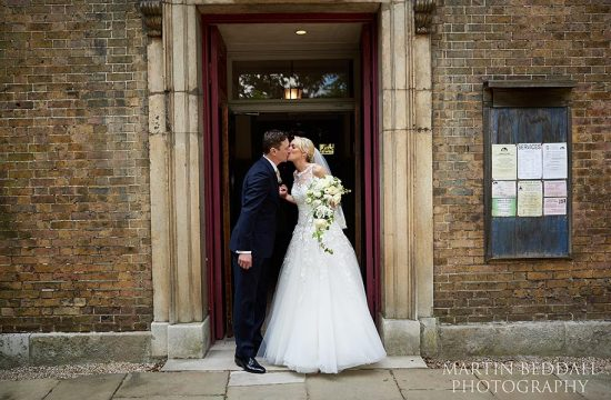 Hampstead Parish church kiss