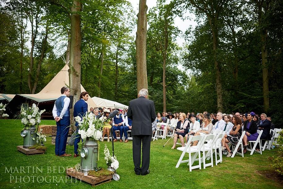 Hyde Estate West Sussex wedding venue