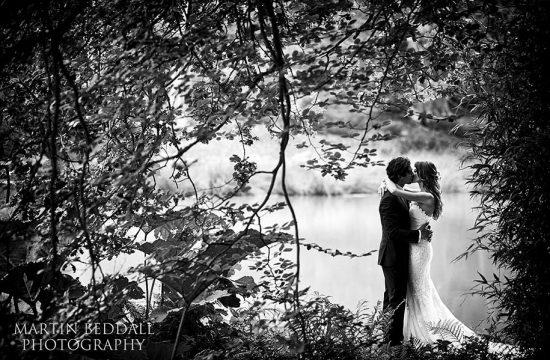 Wild garden wedding photography
