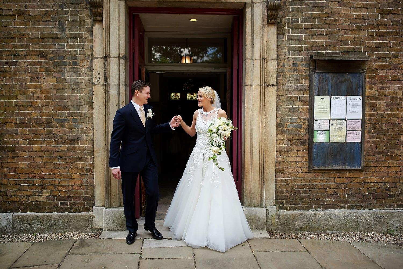 Hampstead wedding