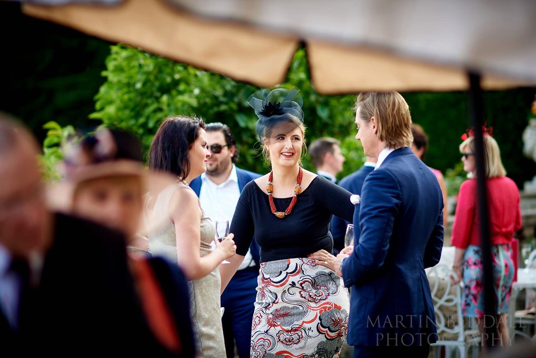 Luton Hoo wedding reception