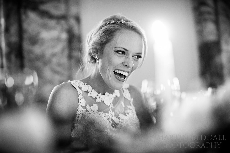 Wedding speeches at Luton Hoo