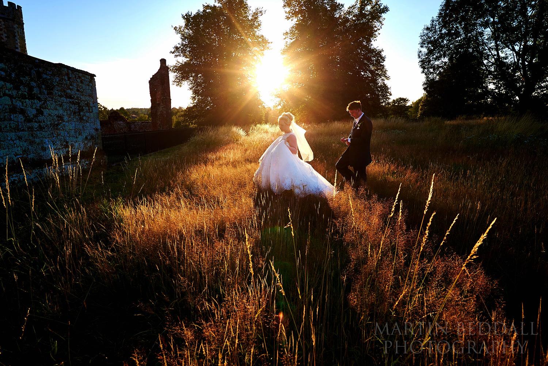 Cowdray ruins wedding