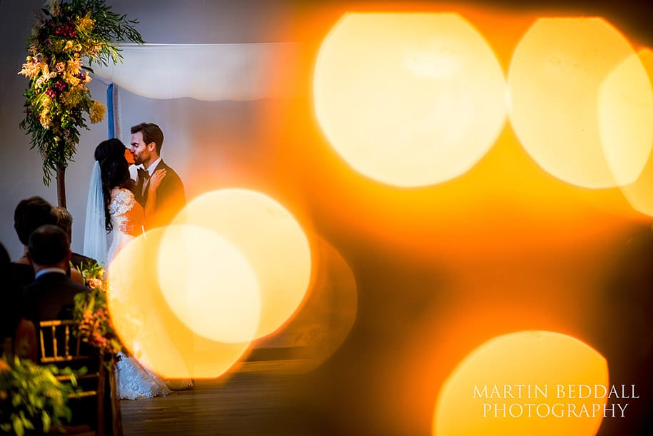 Amadeus wedding ceremony