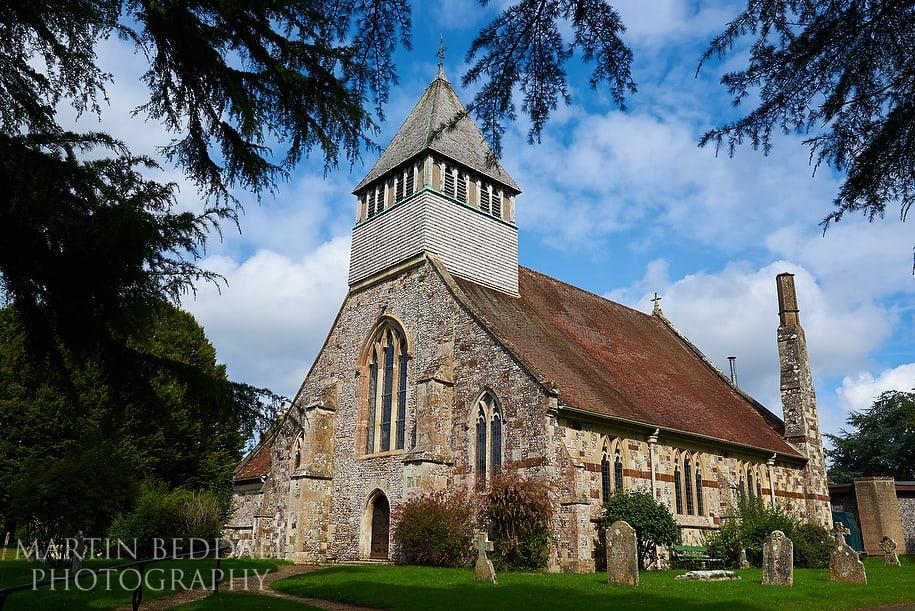 All Saints Church, Whiteparish, Wiltshire