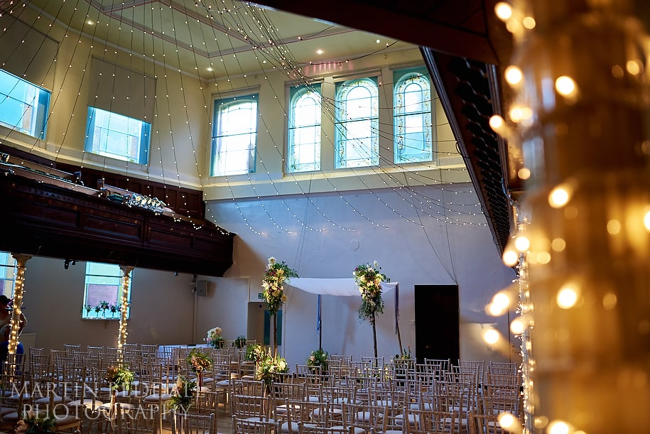 Amadeus Centre wedding venue