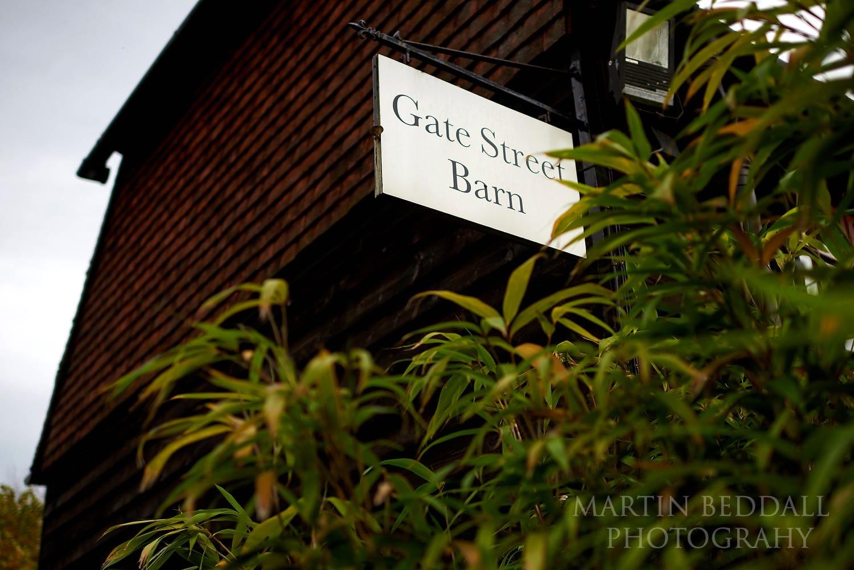 Gate St Barn