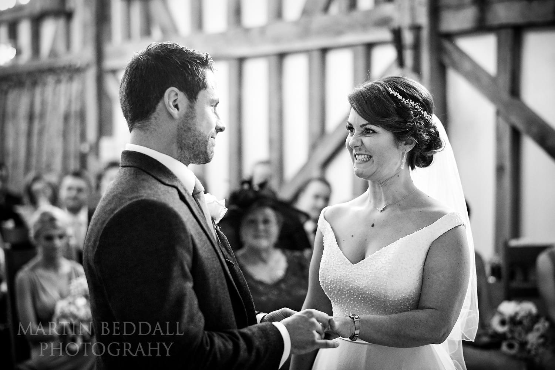 Gate St Barn wedding