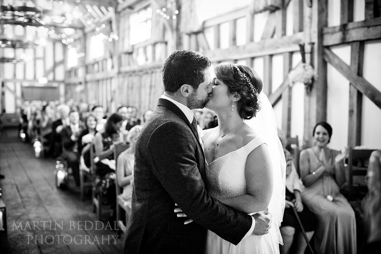 Gate St Barn wedding photography