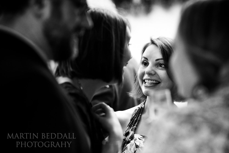 Gate St Barn wedding reception