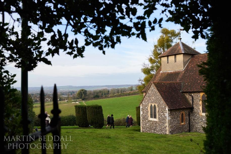 St Nicholas church Hedsor
