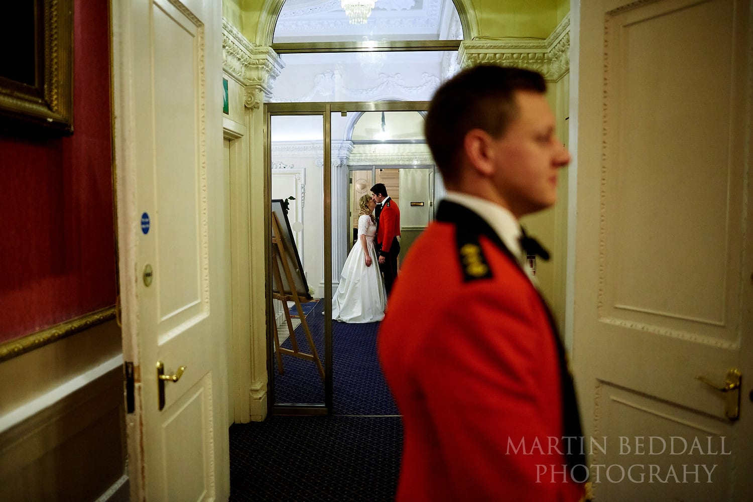 In and Out Club wedding photography