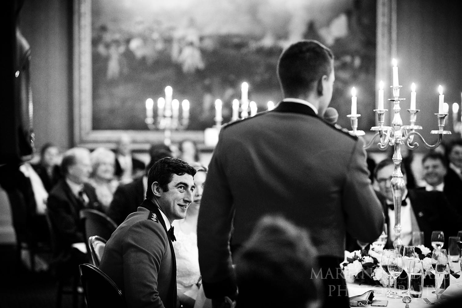 In and Out Club wedding speeches
