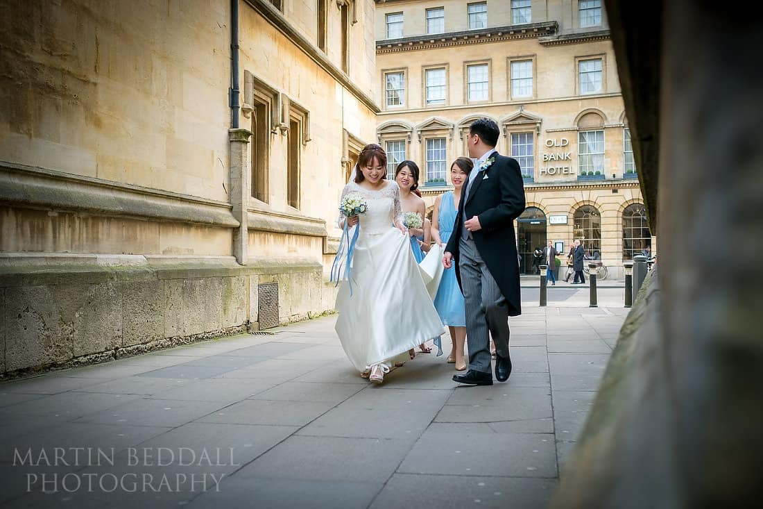 Oxford wedding on the X-Pro2