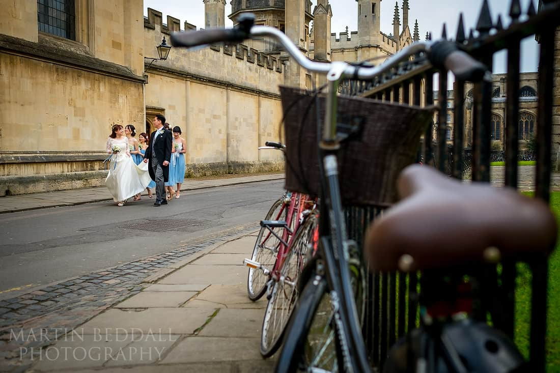 Oxford wedding