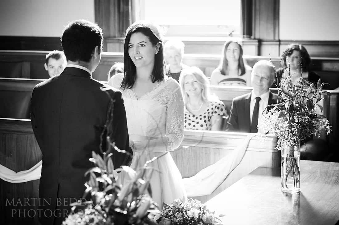 Worthing Town Hall wedding ceremony
