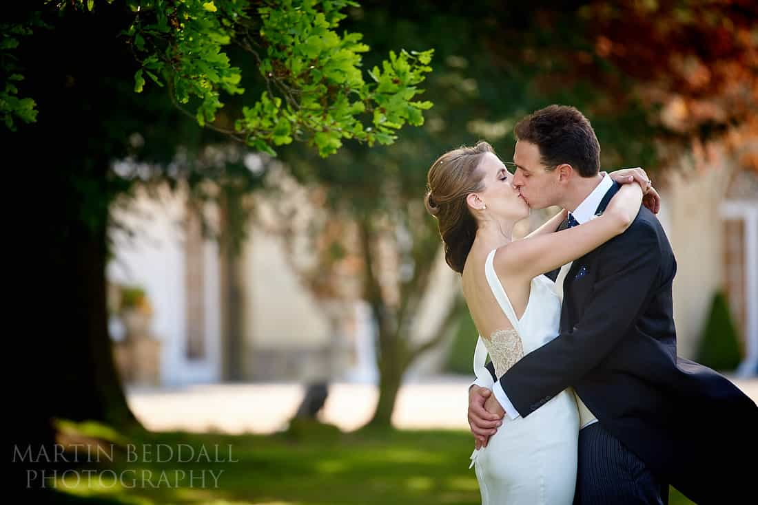Northbrook Park wedding portraits