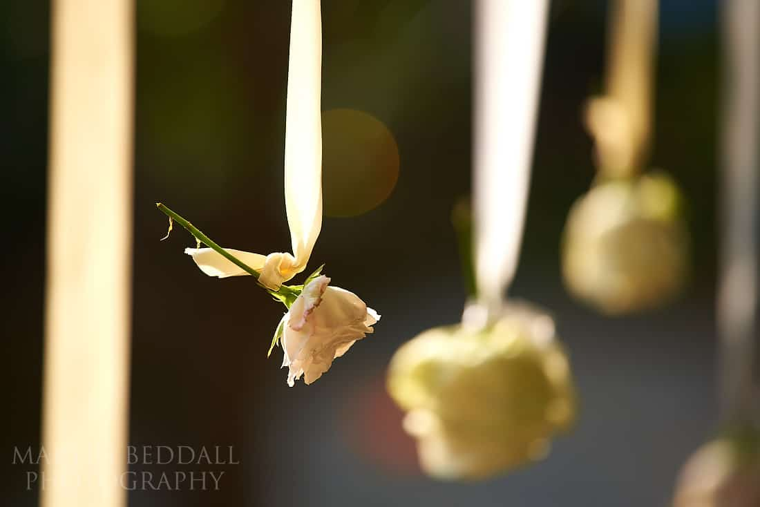 rose decorations
