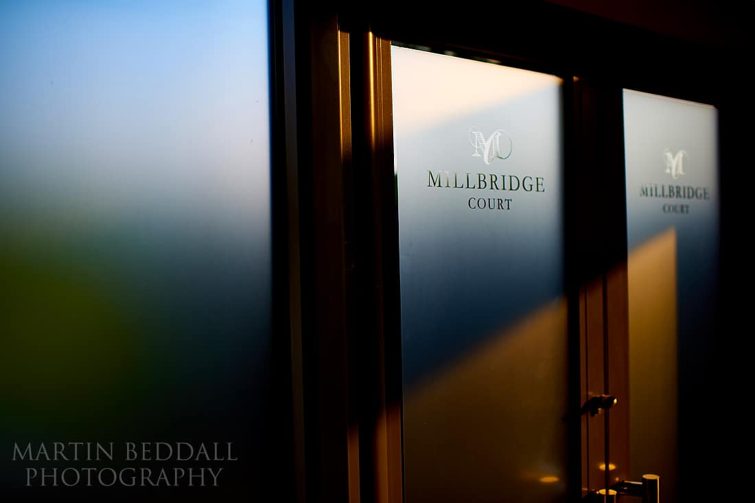 Millbridge Court wedding venue in Surrey
